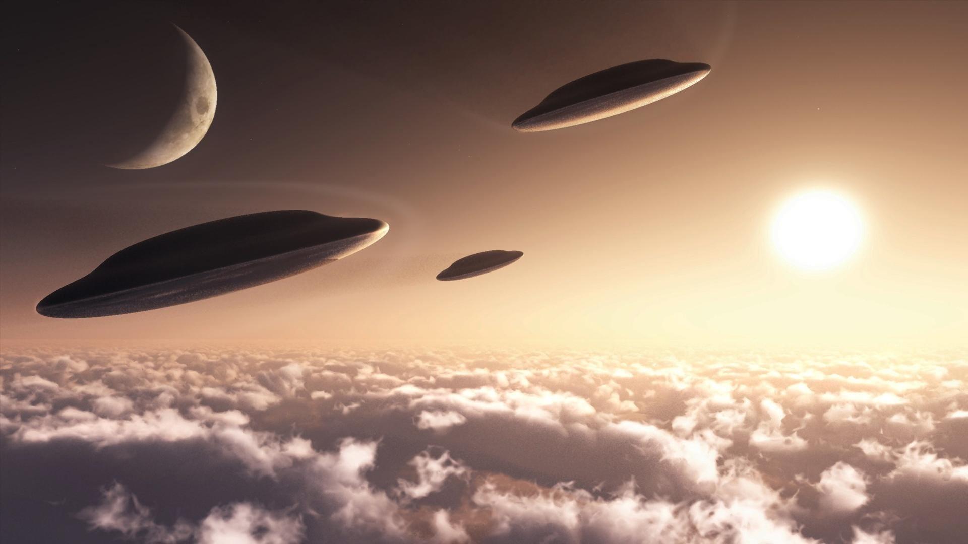 10 Obiecte misterioase Extraterestre
